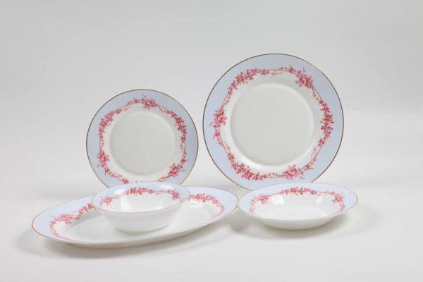 Σετ πιάτα Opalina 26 τεμαχιων Α919105-4