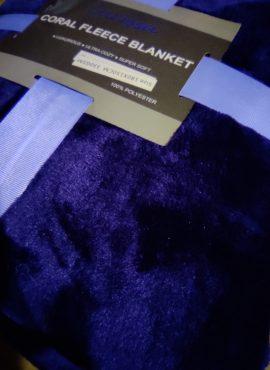 Κουβέρτα Fleece - 150x180cm - 230-06