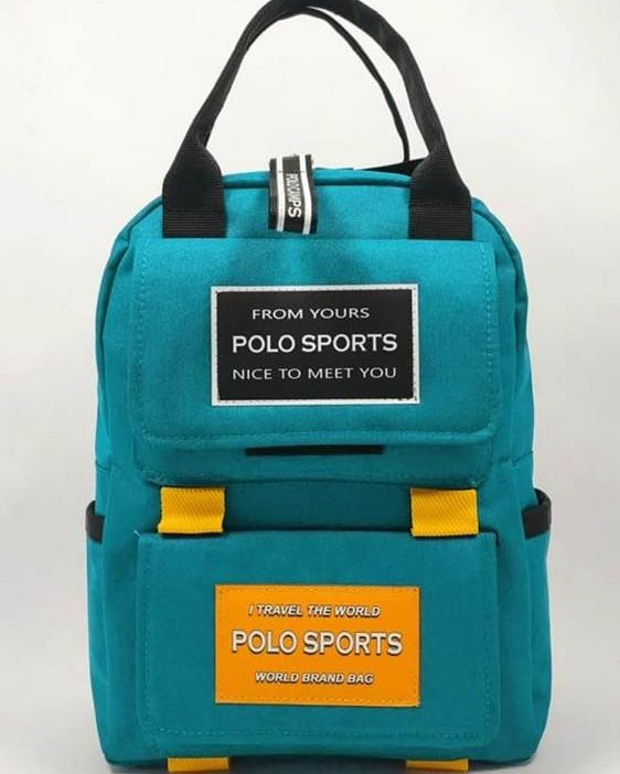 Τσάντα μωρού πλάτης - Τιρκουάζ TP-5110