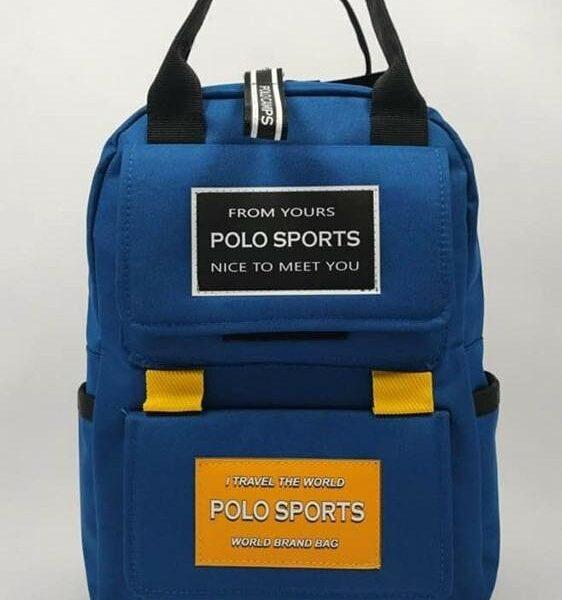 Τσάντα μωρού πλάτης - Μπλε TP-5100