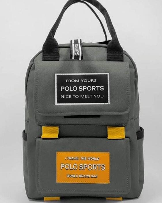 Τσάντα μωρού πλάτης -Γκρι TP-5160