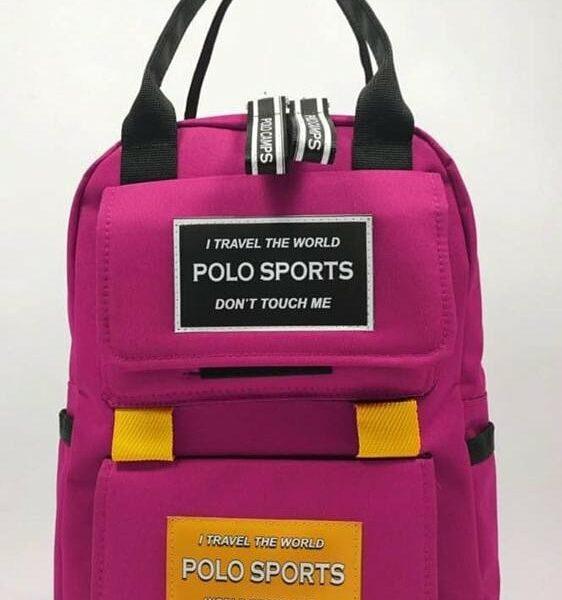 Τσάντα μωρού πλάτης - Ροζ TP-5140